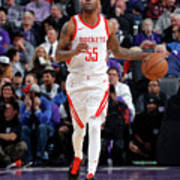 Houston Rockets V Sacramento Kings Art Print