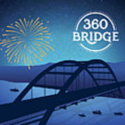 360 Bridge Art Print