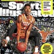 2014-15 College Basketball Preview Issue Sports Illustrated Cover Art Print