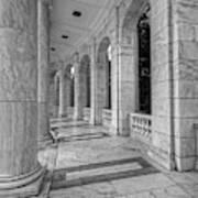 Arlington National Cemetery Memorial Amphitheater Art Print