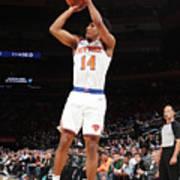Atlanta Hawks V New York Knicks Art Print