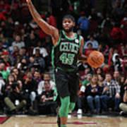 Boston Celtics V Chicago Bulls Art Print