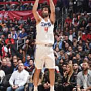 Houston Rockets V La Clippers Art Print