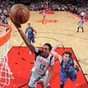 Minnesota Timberwolves V Houston Rockets Art Print