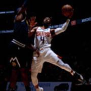 Phoenix Suns V Denver Nuggets Art Print