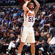 Phoenix Suns V Los Angeles Clippers Art Print