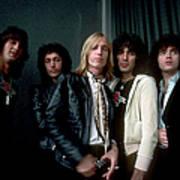 Photo Of Tom Petty & The Heartbreakers Art Print