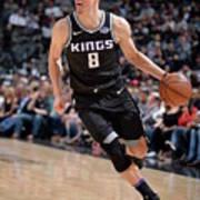 Sacramento Kings V San Antonio Spurs Art Print