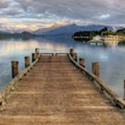 Wanaka - New Zealand Art Print