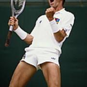 Wimbledon Lawn Tennis Championship Art Print