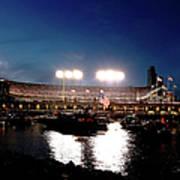 World Series - Kansas City Royals V San Art Print