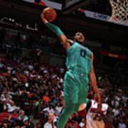 Charlotte Hornets V Miami Heat Art Print