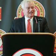 Cincinnati Reds Hall Of Fame News 5 Art Print