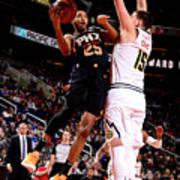Denver Nuggets V Phoenix Suns Art Print