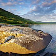 Loch Na Keal Art Print