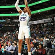 Memphis Grizzlies V Charlotte Hornets Art Print
