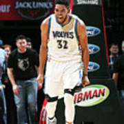 Milwaukee Bucks V Minnesota Timberwolves Art Print
