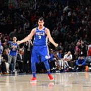 Philadelphia 76ers V New York Knicks Art Print