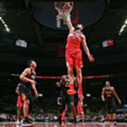 Phoenix Suns V Washington Wizards Art Print