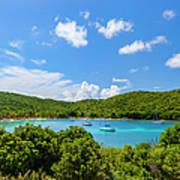 Salt Whistle Bay, Mayreau Art Print