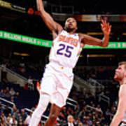 San Antonio Spurs V Phoenix Suns Art Print