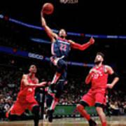 Toronto Raptors V Washington Wizards Art Print