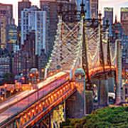 59th Street Bridge Art Print