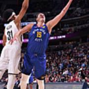 Brooklyn Nets V Denver Nuggets Art Print