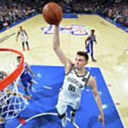 Brooklyn Nets V Philadelphia 76ers - Art Print