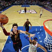 Cleveland Cavaliers V Philadelphia 76ers Art Print