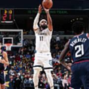 La Clippers V Memphis Grizzlies Art Print