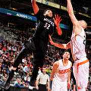 Minnesota Timberwolves V Phoenix Suns Art Print