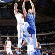 New York Knicks V Dallas Mavericks Art Print