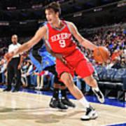 Philadelphia 76ers V Orlando Magic Art Print