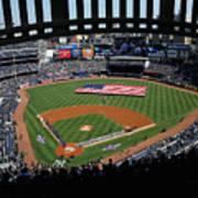 Toronto Blue Jays V New York Yankees Art Print