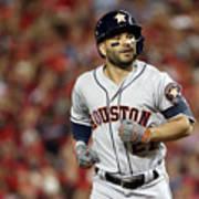 World Series - Houston Astros V Art Print