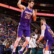 Brooklyn Nets V Phoenix Suns Art Print