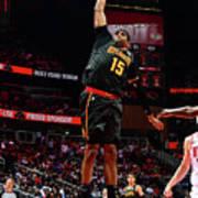 Chicago Bulls V Atlanta Hawks Art Print