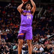 New Orleans Pelicans V Phoenix Suns Art Print