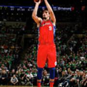 Philadelphia 76ers V Boston Celtics - Art Print