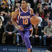 Phoenix Suns V Utah Jazz Art Print