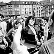 Photo Of Jim Morrison Art Print