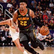 Atlanta Hawks V Phoenix Suns Art Print