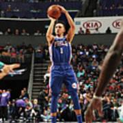 Philadelphia 76ers V Charlotte Hornets Art Print