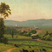 The Lackawanna Valley Art Print