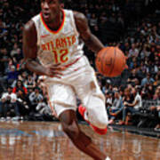 Atlanta Hawks V Brooklyn Nets Art Print