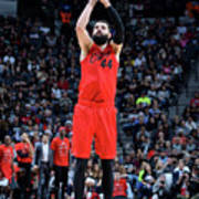 Chicago Bulls V San Antonio Spurs Art Print