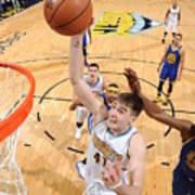 Golden State Warriors V Denver Nuggets Art Print