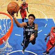 New Orleans Pelicans V Orlando Magic Art Print