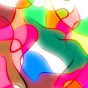 Abstract G1 Art Print